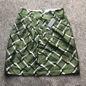 NWT silk skirt from Banana Republic