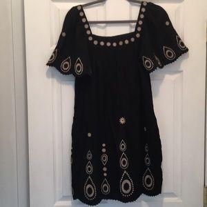 BCBG boho summer dress