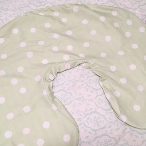 [ Boppy Pillow Cover ] Excellent Used Condition