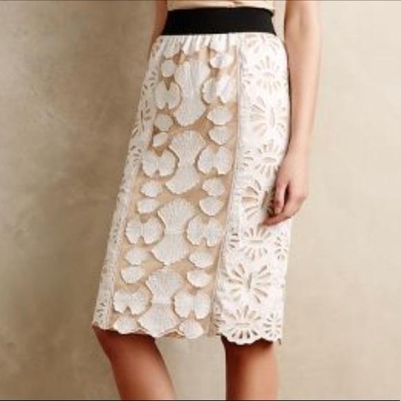 Anthropologie Dresses & Skirts - Anthropologie- KAS New York Larkin Pencil Skirt. S