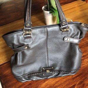 NWOT Leather The Sak brown-beautiful purse!
