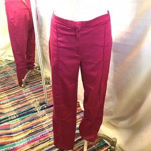 Zara fuchsia trousers