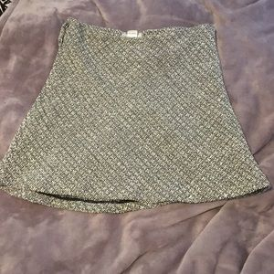 Old Navy Tweed Skirt