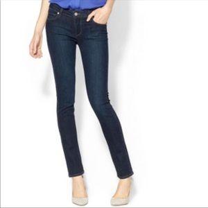 Paige Skyline Skinny Jeans - size 25