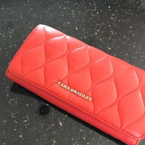 Vera Bradley Leather Wallet
