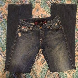 SFAM Jeans in good condition!
