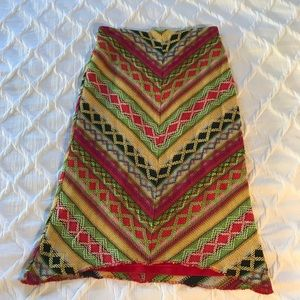 Rare Anthropologie Skirt