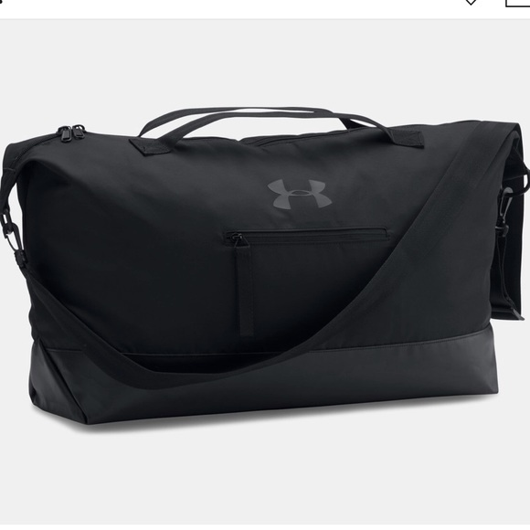 d4681c4a8ba2 Under Armour weekender bag black new with tags