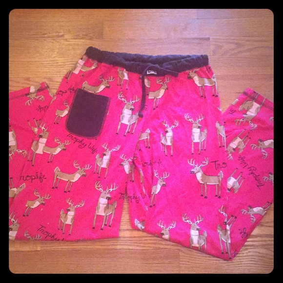 """06655467c4 Lazy One Other - """"Trophy Wife"""" PJ   Loung Pants"""