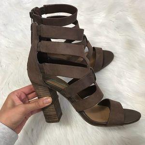 Steve Madden cruizz brown heels