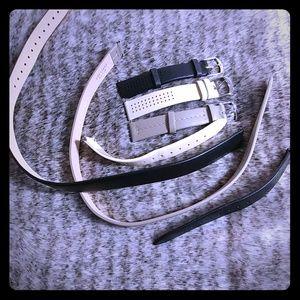 3 Stella & Dot Watch bands
