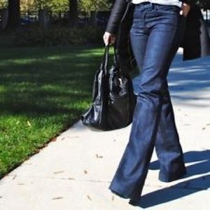 Citizens of Humanity Hutton #251 Wide Leg Flares