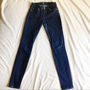 Timeless 7 For All Mankind Skinny Jeans