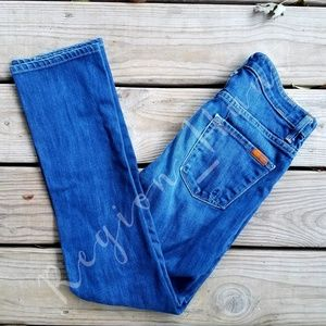 NWOT 7 For All Mankind Limited Edition size 25