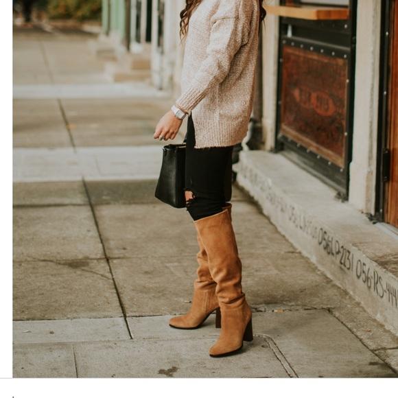 7f0515b18c48 New Sam Edelman Size 9 Victoria Slouch Boot Camel.  M 5a156e7d620ff79729025931