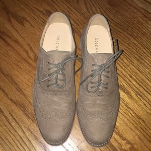 Cole Haan Leather Oxford Size 7.5
