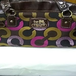 Authentic Vintage Coach Purse