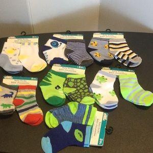 Other - Baby boy sock bundle