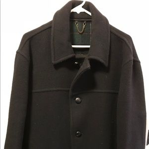 Brooks Brothers car coat