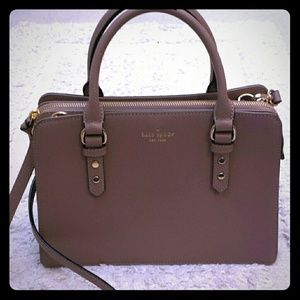 Kate Spade Lise Mulberry Street Satchel NWT
