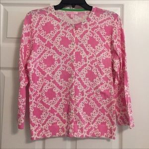 🌸Lilly 🌴 Pulitzer Button down cardigan🌸
