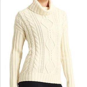 Athleta Merino Plains Sweater