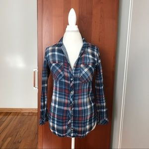Anthropologie Cloth & Stone top Button Down XS
