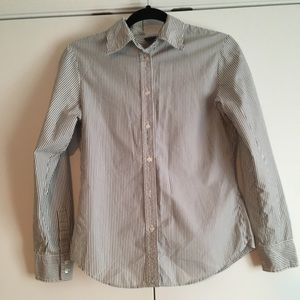 GAP Oxford Button Down Shirt, Size 6