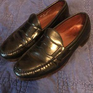 Allen Edmond Black Loafers