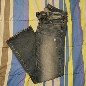 American Eagle Jeans Slim Boot (Short)