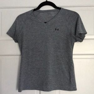 Under Armour V Neck Tee