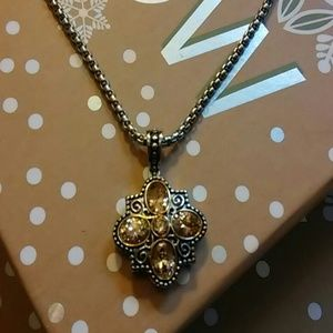Emma Skye pendant and chain