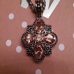 Emma Skye pendant and chain