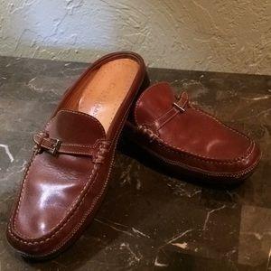 Cole Haan loafer slides