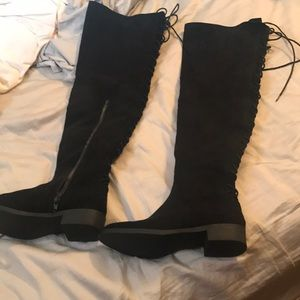 Just fab over the knee boots