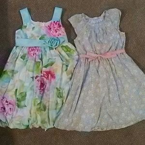 Set of Girls Dresses