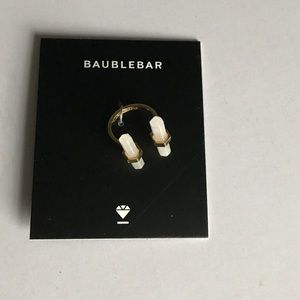 Baublebar Faden Quartz Ring