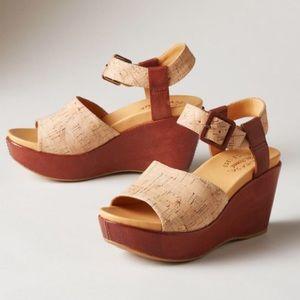 2125a949e1e0 Kork-Ease Shoes - Kork-ease Keirn Platform Wedge Sandal