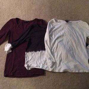 H&M long sleeve bundle