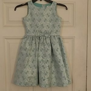 Gently used girls size 8 party dress