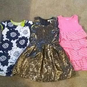 Set of THREE Dresses