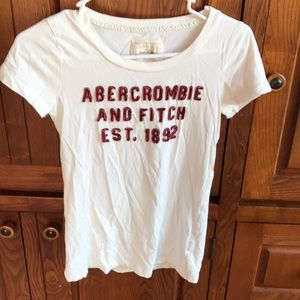 Abercrombie and Fitch large T-shirt
