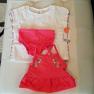 Carter's brand new swim suit