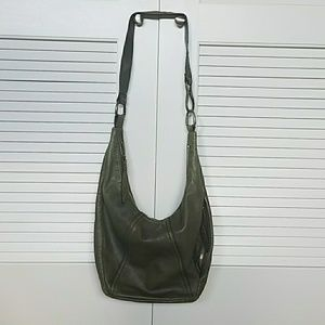 HOBO large crossbody boho bag