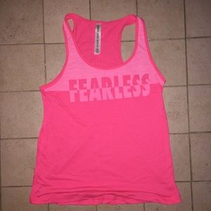 Lorna Jane Fearless Active Tank Top, worn once