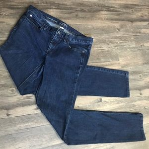 {6} Ann Taylor Loft Modern Skinny Jeans