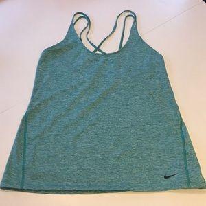 Nike Dri-Fit tank top size large