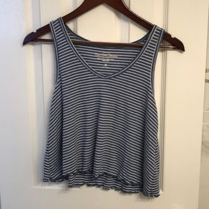 Hollister Striped Tank