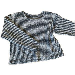 Fun striped sweater