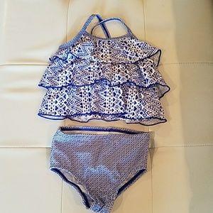 Brand new 6 mo swim suit for girls